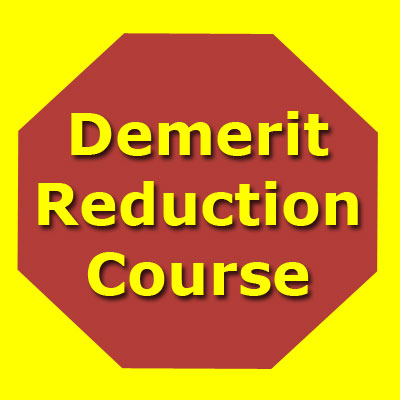 Demerit-reduction-course