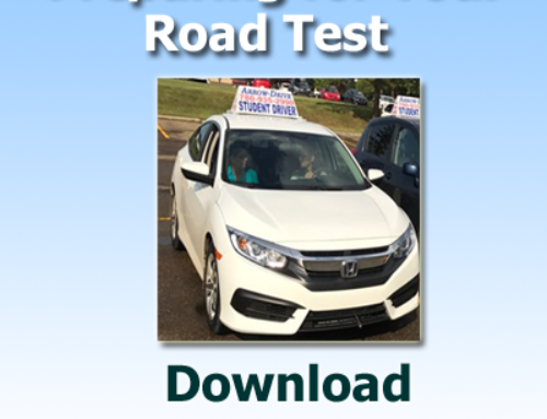 Preparing for your road test – download ultimate guide