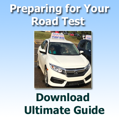 Preparing for your Road Test - download ultimate guide