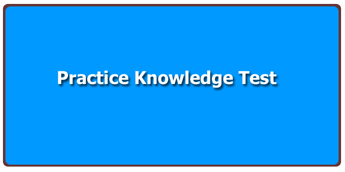 practice-knowledge-test