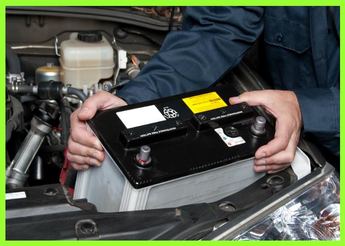 car maintenance car battery
