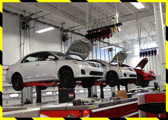 car maintenance service center