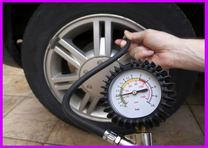 car maintenance tire pressure