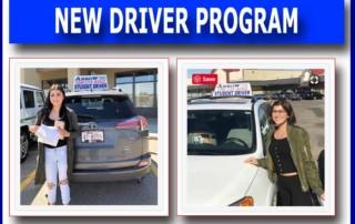 new driver program