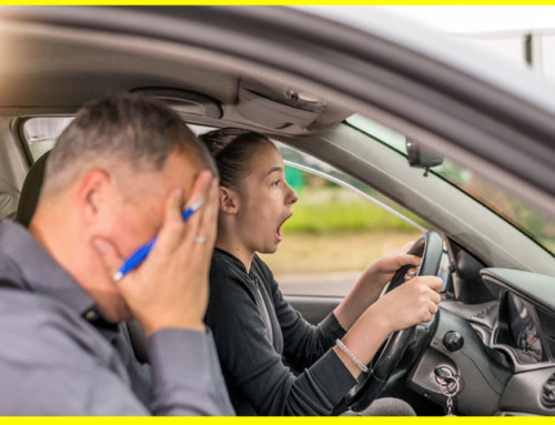 Top Reasons Why People Fail Driving Test