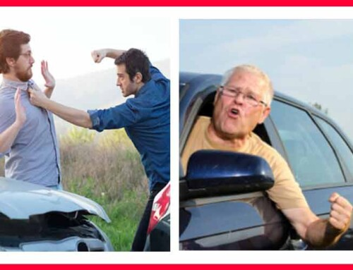 Causes of road rage and how to handle it