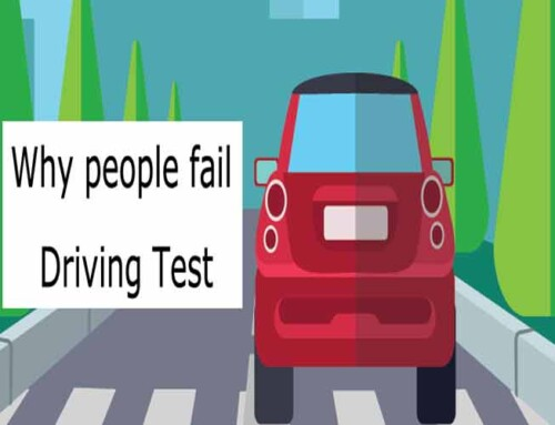 Why People Fail Driving Test