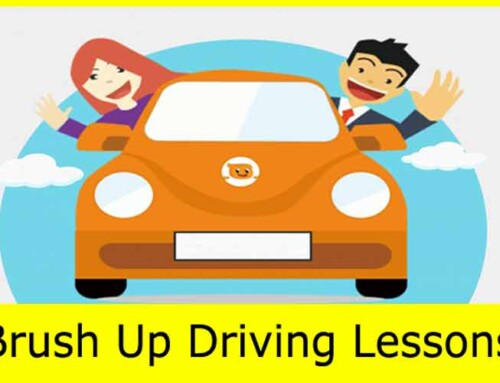 Benefits of Brush Up Driving Lessons