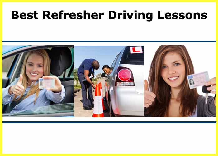refresher driving lessons